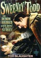 Sweeney Todd, The Demon Barber Of Fleet Street (Alpha)