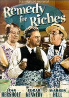 Remedy For Riches (Alpha)