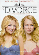 Le Divorce / Just Married (2 Pack)