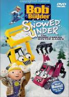Bob The Builder: Snowed Under - The Bobblesberg Winter Games
