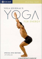 Yoga Journals Yoga For Energy