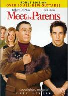 Meet The Parents: Special Edition (Fullscreen)
