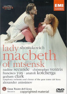 Shostakovich: Lady Macbeth Of Mtsensk (EMI)
