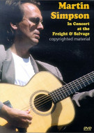 Martin Simpson: In Concert At The Freight & Salvage