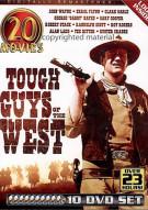 Tough Guys Of The West: 10 DVD Set