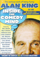 Alan King: Inside The Comedy Mind - 2 Disc Collection Set
