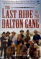 Last Ride Of The Dalton Gang