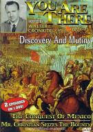 You Are There: Discovery And Mutiny