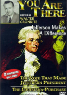 You Are There: Jefferson Makes A Difference