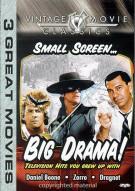 Small Screen...Big Drama!