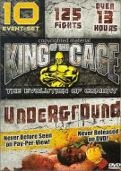 King Of The Cage: Underground 10 Event Set