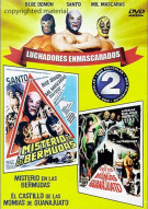 Luchadores Enmascarados: Misterio En Las Bermudas El Castillo De Las Momias De Guanajuato