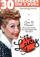 Lucy Show: 30 Episodes On 3 DVDs