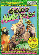 Class Of Nuke Em High: The Complete Spill-ogy