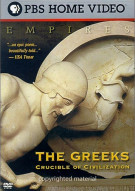 Greeks, The: Crucible Of Civilization