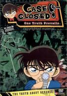 Case Closed: Season 5, Volume 1 - The Truth About Revenge