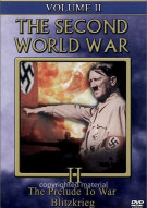 Second World War, The: Volume II - The Prelude To War / Blitzkrieg
