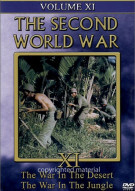 Second World War, The:  Volume 11 - The War In The Desert / The War In The Jungle