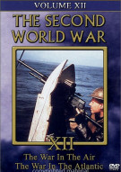 Second World War, The:  Volume 12 - The War In The Air / The War In The Atlantic