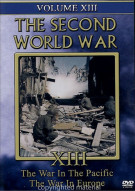 Second World War, The:  Volume 13 - The War In The Pacific / The War In Europe