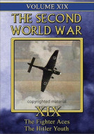 Second World War, The: Volume 19 - The Fighter Aces / The Hitler Youth