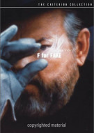 F For Fake: The Criterion Collection