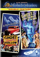 Ghost Of The Dragstrip Hollow / Ghost In The Invisible Bikini (Double Feature)