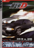 Initial D: Battle (V. 11) - Blow-Out