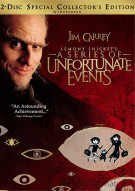 Lemony Snickets A Series Of Unfortunate Events: Special Collectors Edition (With Book)