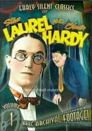 Stan Laurel & Oliver Hardy Silent Classics: Volume 1