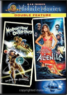 Morons From Outer Space / Alien From L.A. (Double Feature)