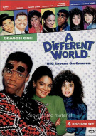 Different World, A:  Season 1