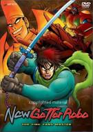 New Getter Robo: Volume 2 - The Yin-Yang Master