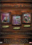 Emerson, Lake and Palmer: Pictures at an Exhibition 35th Anniversary Collectors Edition