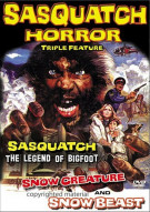 Sasquatch Horror Collection