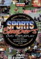 Sports Bloopers DVD Tripleplay