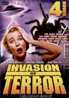 Invasion Of Terror 4-Pack