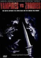 Vampires Vs. Zombies