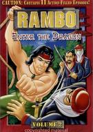 Rambo: Volume 2 - Enter The Dragon