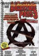 Backstage Pass 3 Uncensored