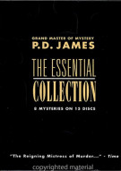 P.D. James: The Essential Collection