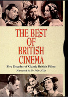 Best Of British Cinema: Five Decades Classic Films