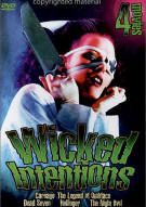 Wicked Intentions 4-Movie Set