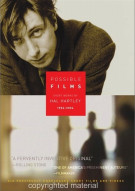 Hal Hartley: Possible Films
