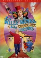 Willy Wonka & The Chocolate Factory (Widescreen)