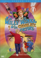 Willy Wonka & The Chocolate Factory (Fullscreen)