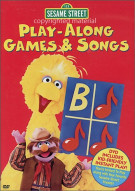 Sesame Street: Play Along Games & Songs
