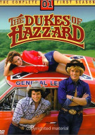 Dukes Of Hazzard: The Complete Seasons 1 - 4