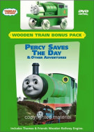 Thomas & Friends: Percy Saves The Day (with Toy Train)