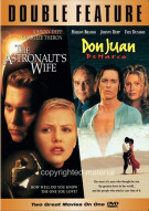 Astronauts Wife, The / Don Juan DeMarco (Double Feature)